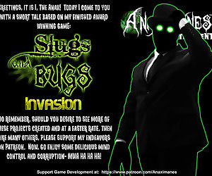The Anax- Slugs and Bugs- Invasion