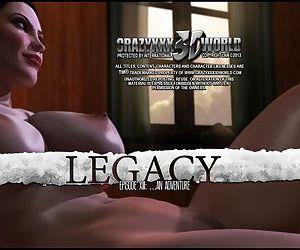 CrazzyXXX3DWorld-Legacy -An Adventure Episode 13