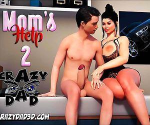 CrazyDad- Mom's Help 2