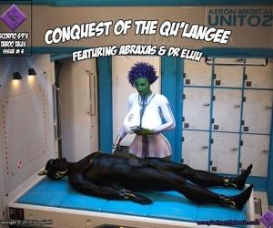 Scorpio69- Conquest of The Qulangee