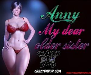CrazyDad- Anny My Dear Older Sister Part 5