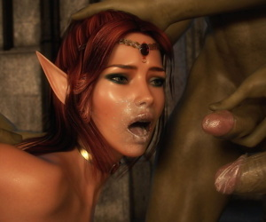 Elven Desires - Lost Innocence - Ruby 2 - part 2