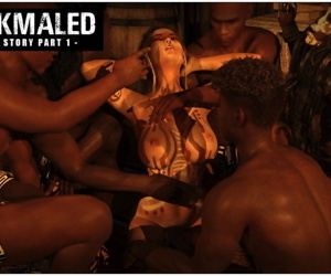 Blackmaled Series 3 - Lenkas story 1