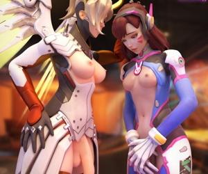 Mercy & D.Va