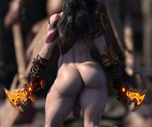 Krata - Goddess of Whore