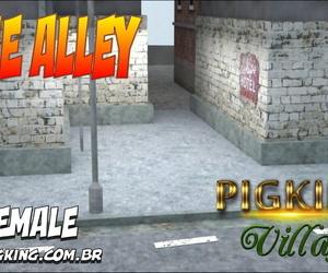 Julian – The Alley