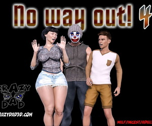Crazy Dad 3D No Way Out! 4 English