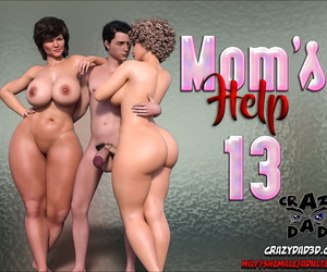 Crazy Dad 3D Moms Help 13 English Clean
