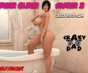 CrazyDad3D Dear Older Sister 2 Spanish - Amada Hermana..