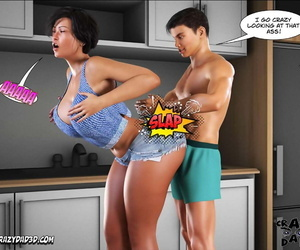 Crazy Dad Mother - Desire Forbidden 6 - part 2