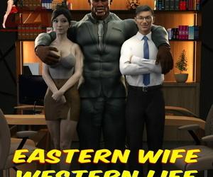 DerangedAristocrat Easten Wife Western Life ongoing