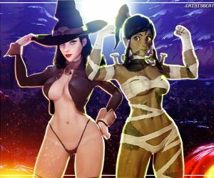 Crisisbeat Halloween Monster Party The Legend of Korra
