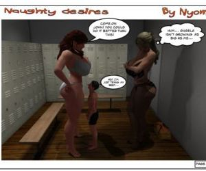 Naughty Desires - part 4