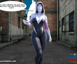 Spider Gwen x Rhino 2 - part 2
