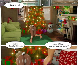 Inside Riley 5 - Family Christmas