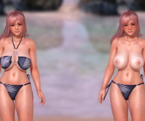 Erotic DOA - Dead or Alive 5 Last Round HDM Nude Mod -..