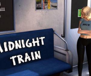 Midnight Train Uncensored Ecchi Kimochiii