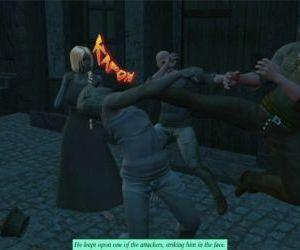 The Golden Sword - Part II - part 2