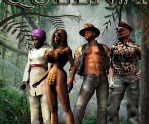 Jungle Queen #1