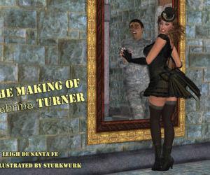The Making of Sabrina Turner
