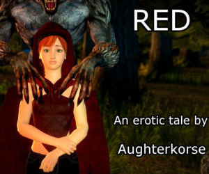 Red - A Little Red Riding Hood Story - part 3