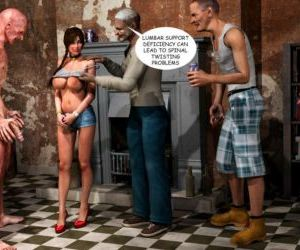 Lost Bet – Petra Helps The Elderly - part 4
