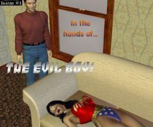 The Erotic Adventures of Wonder Woman - The Evil Boy!