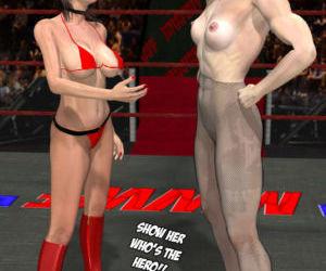 Superwoman vs Severa