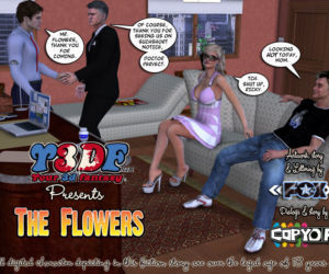 Y3DF- The Flowers 1