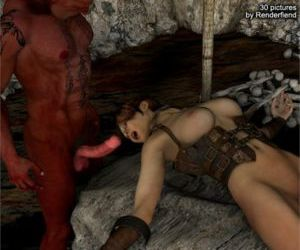 3Dfiends Monster Chronicles Ch. 8