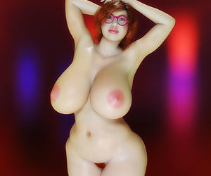 Curvy Doll by Carlos Eclectic 3DX