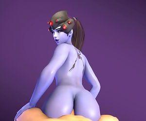 Overwatch Character Spotlight 04 - Widowmaker
