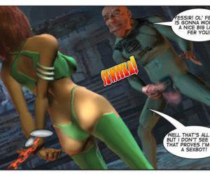 Mindy - Sex Slave On Mars c376-400 - part 14