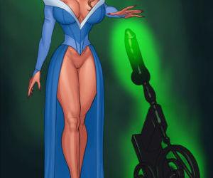 Picture- Disney Bimbos: Aurora by..