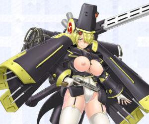 Saizu Nitou Gunsou - part 7