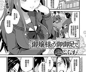 Ojou-sama no Omiashi de