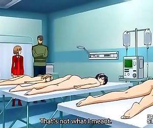 Hentai Fucke Hospital Of sex 4 min