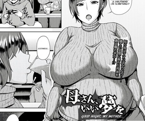Okaa-san- Ii Yume o