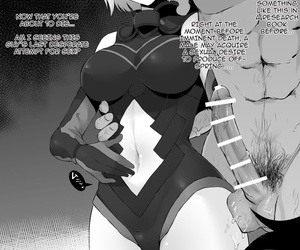 Terasu MC FGO BAD END Fate/Grand..