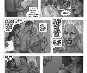 Comics Two chicks tortured in wild bdsm comix.., bdsm  pictures