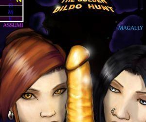 Comics Golden Dildo Hunt- World Porncraft, blowjob  double penetration