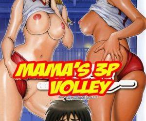 Comics Daigo – Mama's 3p Volley comix incest