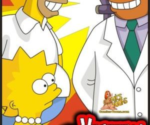 Comics The Simpsons – Visiting Doctor, blowjob , simpsons  All