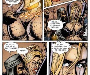 Comics Sahara vs the Taliban 2- 9SH - part 2, forced  group