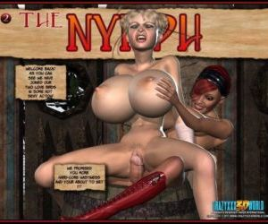 The Nymph 3- Carzyxxx3D World