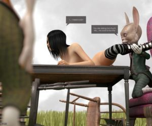 Comics Mad Alyss- Amusteven - part 4, pussy licking , 3d  affect3d