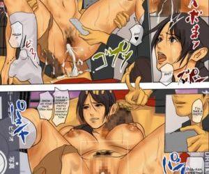 Comics Sacrificial Mother- Hentai - part 8, anal , blowjob  cumshot