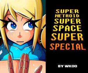 Comics Super Metroid Super Space –.. shemale