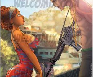 Comics Brazilian Slumdogs 3- Payment Checkpoint, anal  blowjob