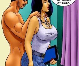 Comics Savita Bhabhi -71 – Pussy on the.., group  All